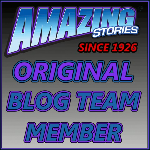 Amazing Stories Badge